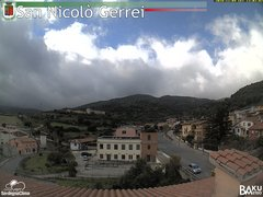 view from San Nicolò on 2018-12-09