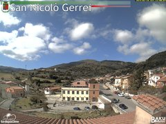 view from San Nicolò on 2019-02-18