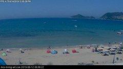 view from Agios Georgios NW Corfu Greece on 2019-06-14