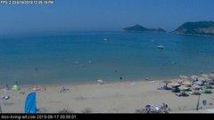 view from Agios Georgios NW Corfu Greece on 2019-06-19