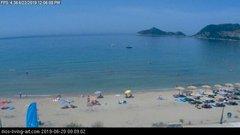 view from Agios Georgios NW Corfu Greece on 2019-06-22