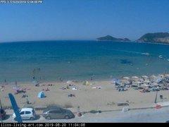 view from Agios Georgios NW Corfu Greece on 2019-08-20