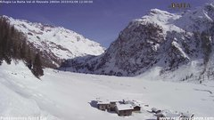 view from Val di Rèzzalo NE on 2019-02-08