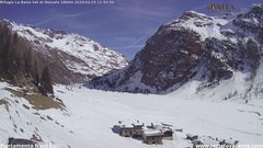 view from Val di Rèzzalo NE on 2019-02-25