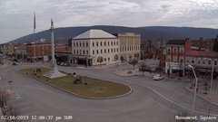 view from Monument Square Center on 2019-02-10