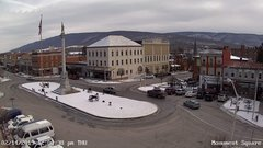 view from Monument Square Center on 2019-02-14