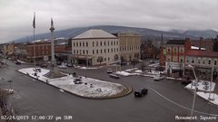 view from Monument Square Center on 2019-02-24