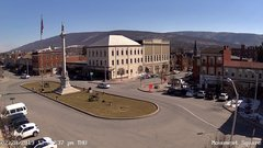 view from Monument Square Center on 2019-02-28