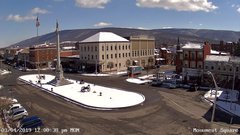 view from Monument Square Center on 2019-03-04