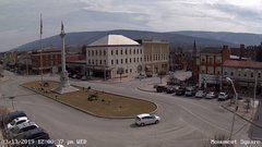 view from Monument Square Center on 2019-03-13