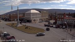 view from Monument Square Center on 2019-03-15