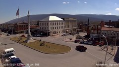 view from Monument Square Center on 2019-03-19