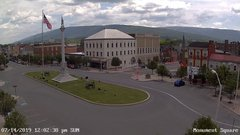 view from Monument Square Center on 2019-07-14