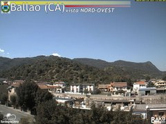 view from Ballao on 2019-03-23