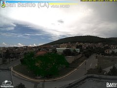 view from San Basilio on 2018-08-05