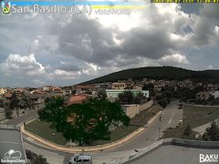 view from San Basilio on 2018-08-07