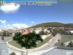 view from San Basilio on 2018-08-16