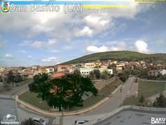 view from San Basilio on 2018-10-11