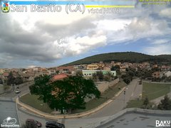 view from San Basilio on 2018-10-16