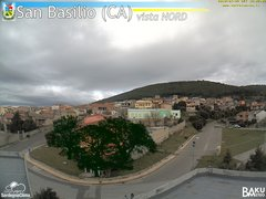 view from San Basilio on 2019-01-05