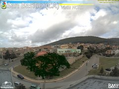 view from San Basilio on 2019-01-08