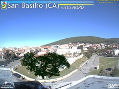 view from San Basilio on 2019-01-10
