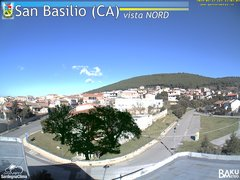 view from San Basilio on 2019-01-12