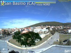 view from San Basilio on 2019-02-25