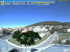 view from San Basilio on 2019-03-12