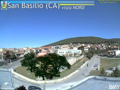 view from San Basilio on 2019-03-18