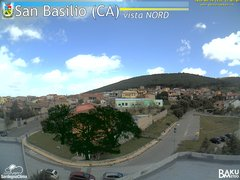 view from San Basilio on 2019-04-29