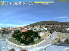 view from San Basilio on 2019-05-07