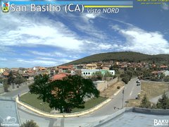 view from San Basilio on 2019-05-11