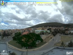 view from San Basilio on 2019-05-14
