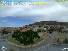 view from San Basilio on 2019-05-19