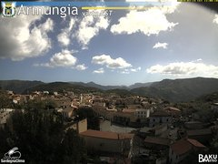 view from Armungia on 2019-03-14