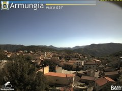view from Armungia on 2019-03-16