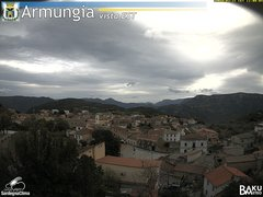 view from Armungia on 2019-03-21