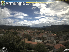 view from Armungia on 2019-05-13