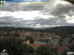 view from Armungia on 2019-05-15