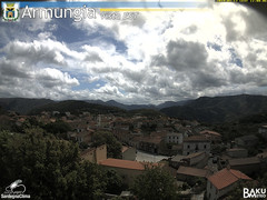 view from Armungia on 2019-05-17