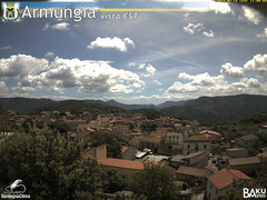 view from Armungia on 2019-05-18