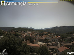 view from Armungia on 2019-06-24