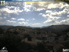 view from Armungia on 2019-07-11