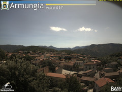 view from Armungia on 2019-07-13