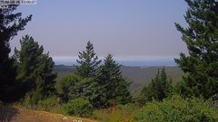 view from Kings Mountain on 2018-08-08