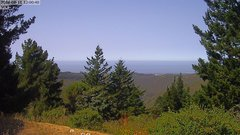 view from Kings Mountain on 2018-08-11