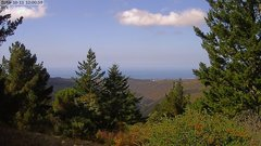 view from Kings Mountain on 2018-10-11