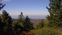 view from Kings Mountain on 2018-10-14