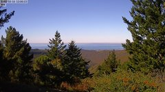 view from Kings Mountain on 2018-10-16